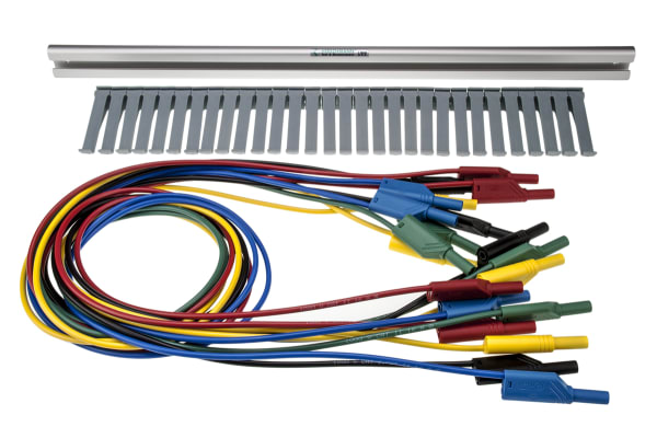 Product image for Test lead holder with 2mm safety leads