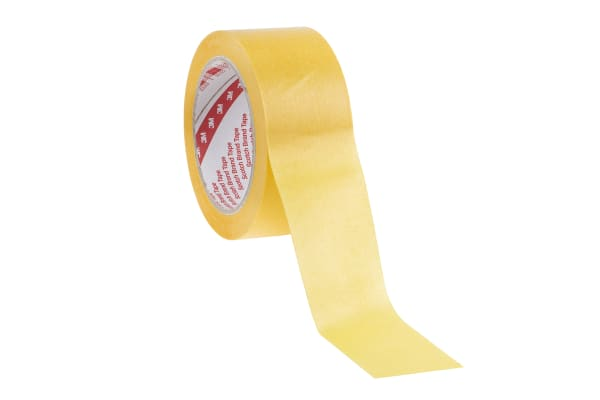 Product image for UV resistant masking tape 244 50mmx50m