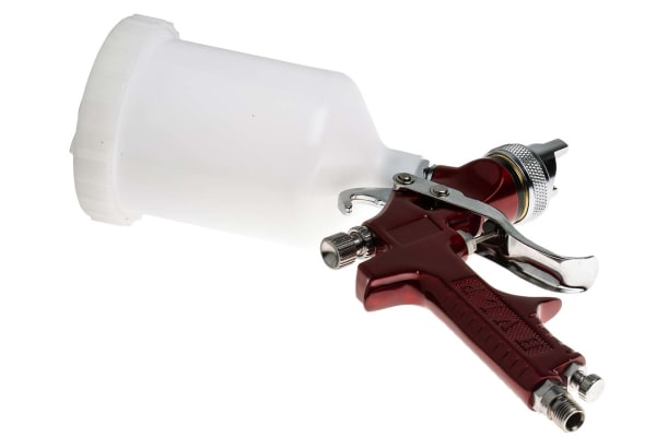 Product image for 0.6 litre Gravity HVLP spray gun
