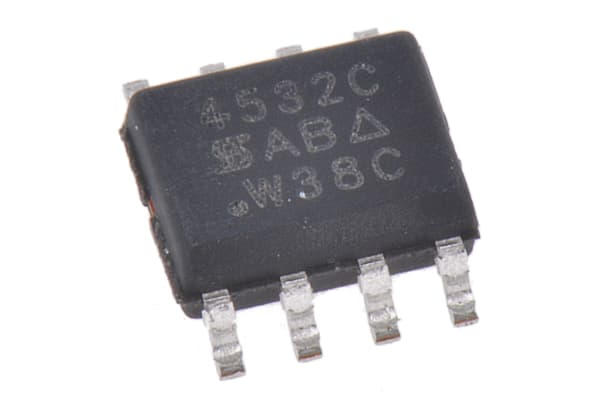 Product image for MOSFET DUAL N/P-CH 30V 4.9A/3.4A SOIC8