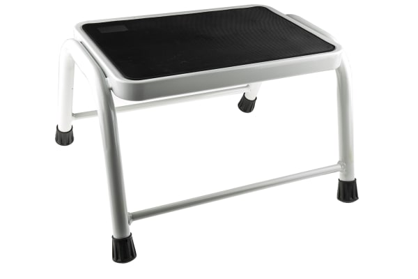 Product image for Steel Step Stool - 1 Tread