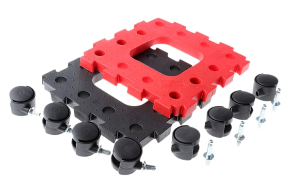 Product image for CONNECT N ROLL DOLLIES - PACK OF 2