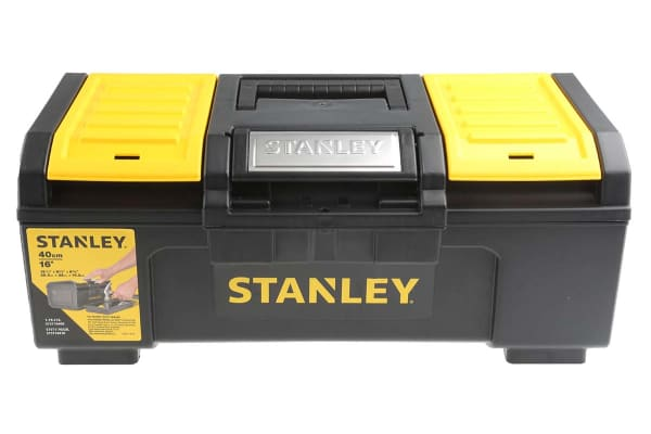 """Product image for 16"""" Stanley One Touch Toolbox"""