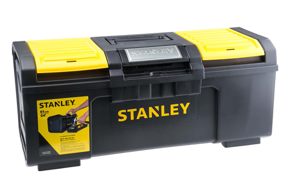 """Product image for 24"""" Stanley One Touch Toolbox"""