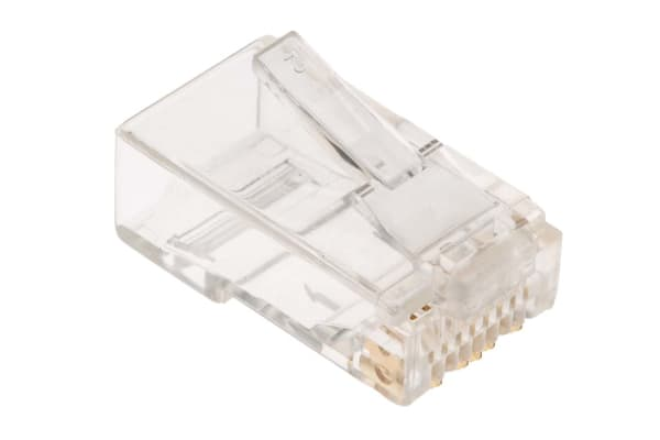 Product image for Cat 6/6a Unshielded RJ45 Plug