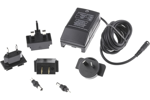 Product image for 12V 1A LEAD ACID PLUGTOP CHARGER