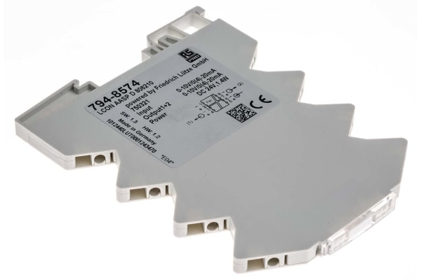 Product image for 4way iso selectable analogue splitter