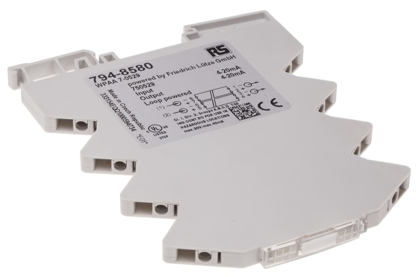 Product image for 2way Iso Passive AA converter 2X4-20mA
