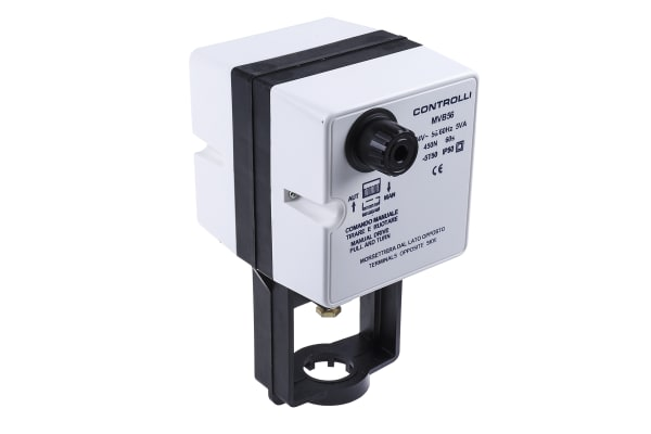 Product image for Schneider Electric Electric Valve Actuator -, 24 V ac Supply Voltage