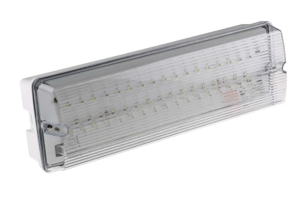 Product image for LED emergency bulkhead maintained