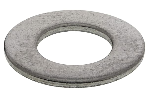 Product image for A2 S/Steel plain washer,M6, Form B
