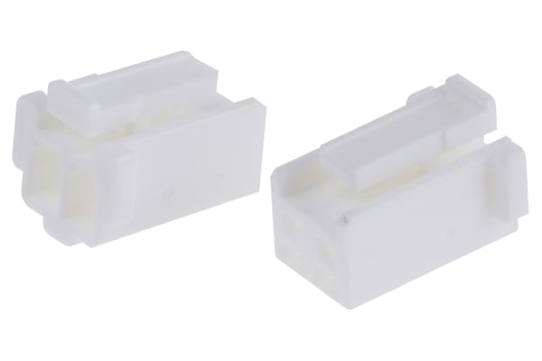 Product image for Positive Lock Housing 2.5mm pitch 2 way