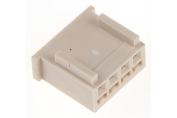 Product image for 2.50mm pitch Receptacle Housing 4 way