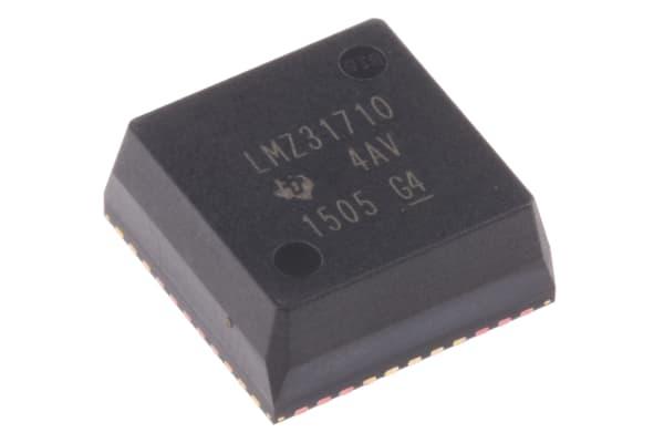 Product image for 10A DC-DC MODULE 0.6V-5.5V 17VIN B3QFN42