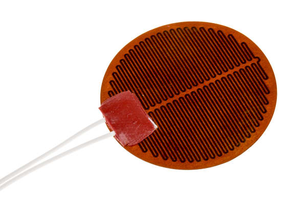 Product image for Kapton Heater mat, 50mm dia, 12V, 2W