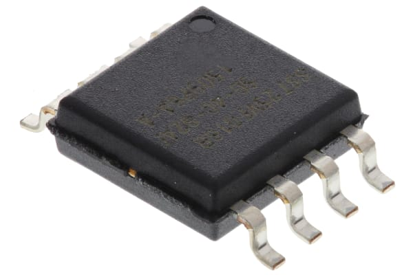 Product image for 16Mbit 2Mx8 Flash 8ns 3.3V SPI SOIC8