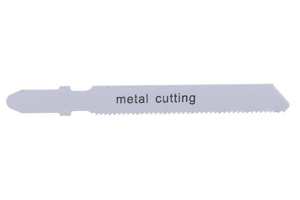Product image for T118A Tshank HSS Jigsaw Blade