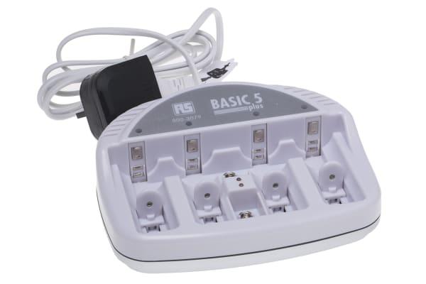 Product image for Basic 5 Plus EU/UK