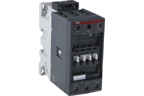 Product image for 3 Pole 52A 100-250V 50/60HZ-DC Contactor