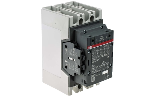 Product image for 3 Pole 190A 100-250V50/60HZ-DC Contactor