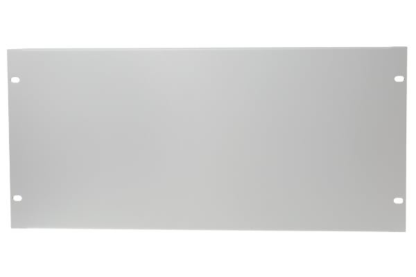 """Product image for Steel 5U Blanking panel 19"""", RAL7035"""