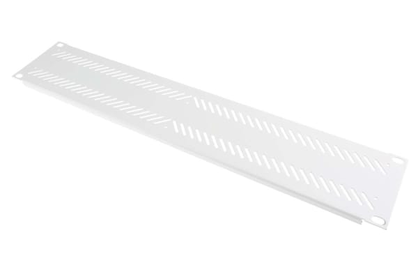 Product image for 19in. 2U Ventilated Front Panel