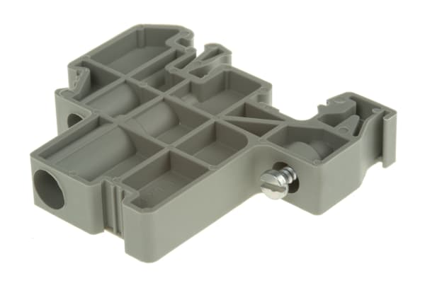 Product image for DIN Rail Terminal Blocks End Clamp E/UK1