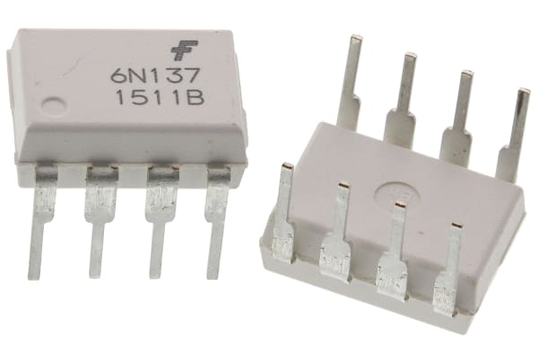 Product image for IC, Fairchild, 6N137M