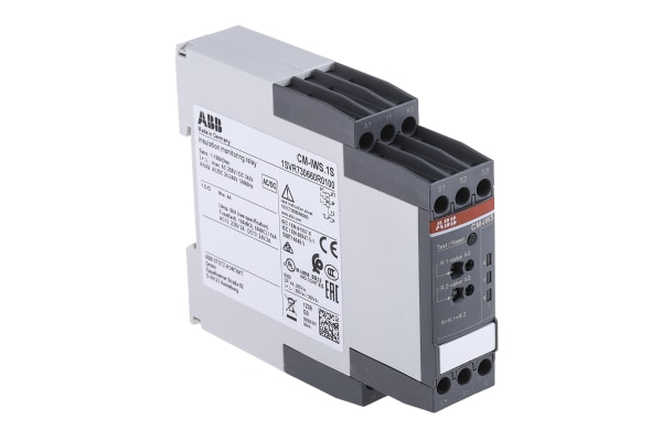 Product image for CM-IWS.1S Insulation monitoring relay
