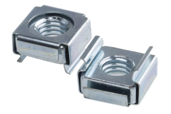 Product image for M8 3.3/4.5 Cage Nut