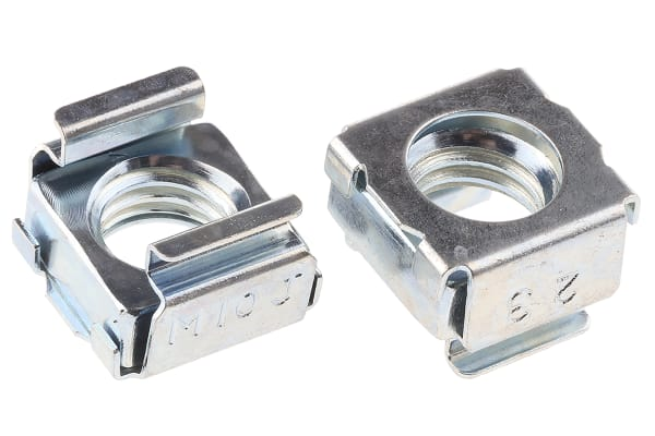 Product image for M10 1.7/2.3 Cage Nut