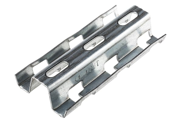 Product image for FAST FIX SUPPORT RAIL WIRE TRAY 150MM