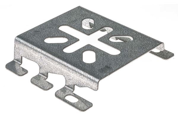 Product image for LARGE UNIVERSAL MOUNTING PLATE WIRE TRAY