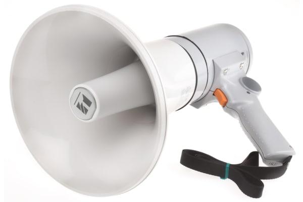 Product image for HANDHELD MEGAPHONE 15 WATT