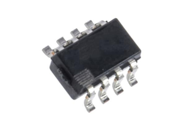 Product image for DAC 1-CH R-2R 16-bit 8-Pin SOT-23 T/R