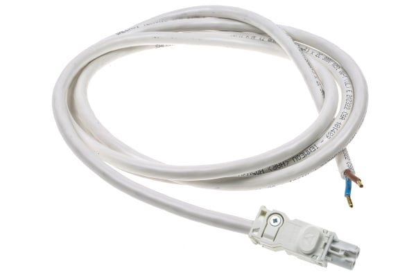 Product image for 2M CABLE & FEMALE CONNECTOR AC (UL)
