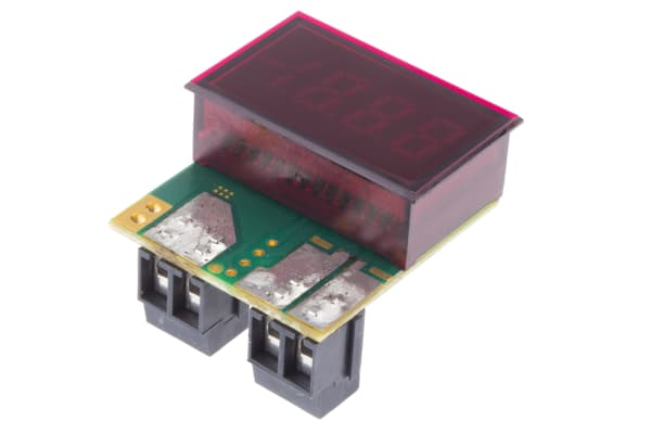 Product image for DC Ammeter 2A 5-40V Power