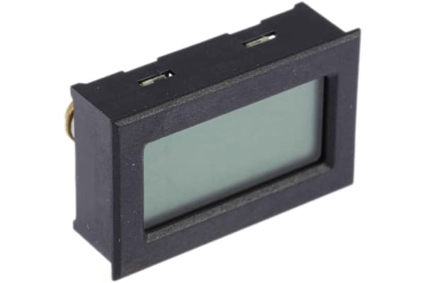 Product image for 2-Wire Digital Volt Meter 8-50V DC LCD