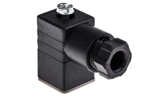 Product image for Skt PG7 2 Pole + Earth CD - 9.4 mm-Blck