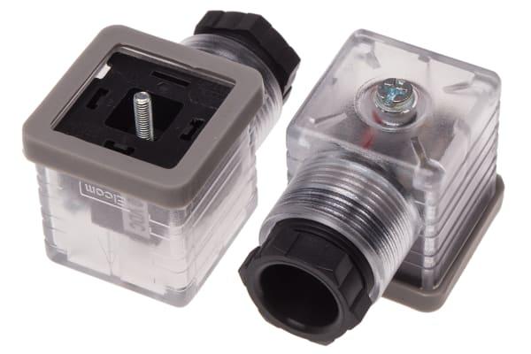 Product image for Socket PG11 LED 2 Pole + Earthing-250VDC