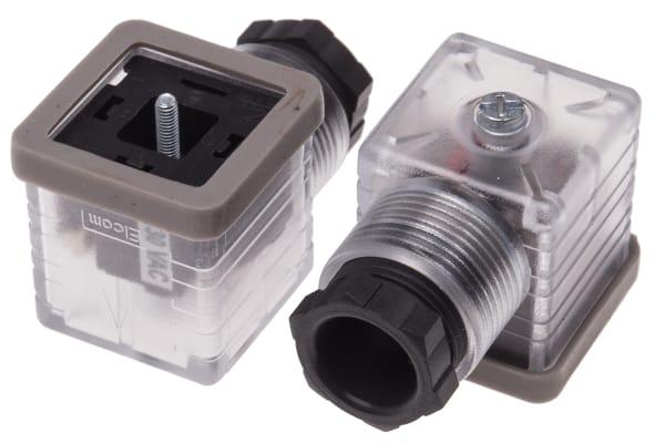 Product image for Socket PG11 LED 2 Pole + Earthing-250VAC