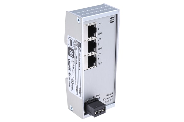 Product image for FAST COMMERCIAL SWITCH, RJ45 3 PORT