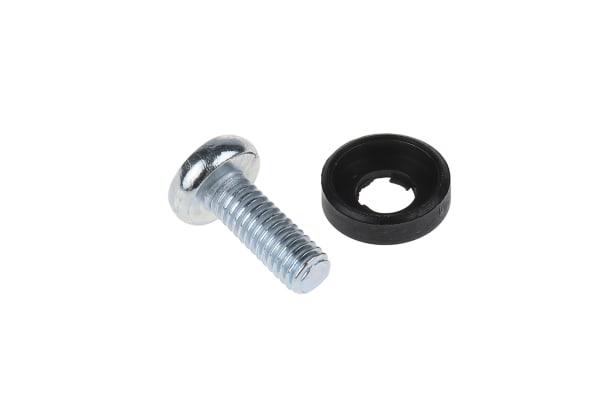 Product image for Machine screw/cupwasher kit 2, M6x16