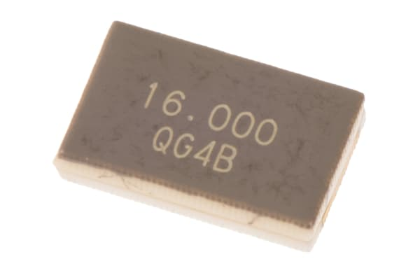 Product image for 16.000MHZ QC5CB CRYSTAL 3.2X5.0MM SMD