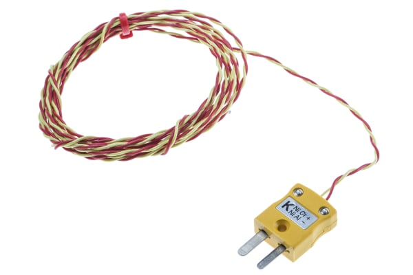 Product image for ANSI K PFA Exposed Junction + MP, 2m