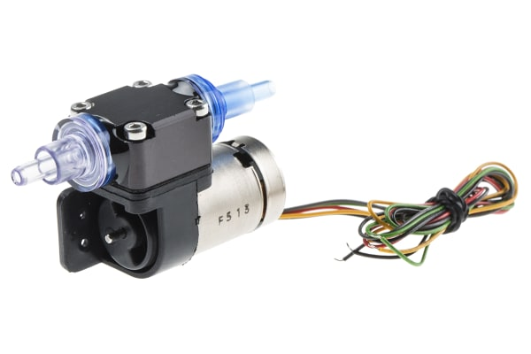 Product image for D250BL Liquid MicroPump w/controller