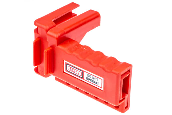Product image for Ball Valve Lockout, 10-32mm