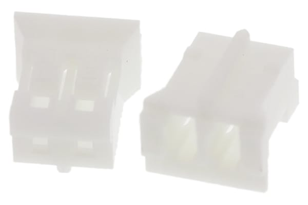 Product image for JST, PHR Female Connector Housing, 2mm Pitch, 2 Way, 1 Row