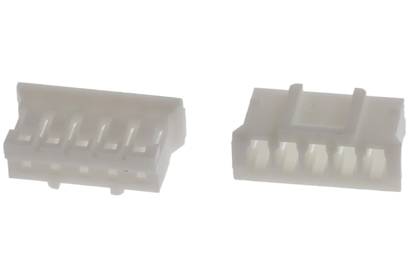 Product image for JST, PHR Female Connector Housing, 2mm Pitch, 5 Way, 1 Row