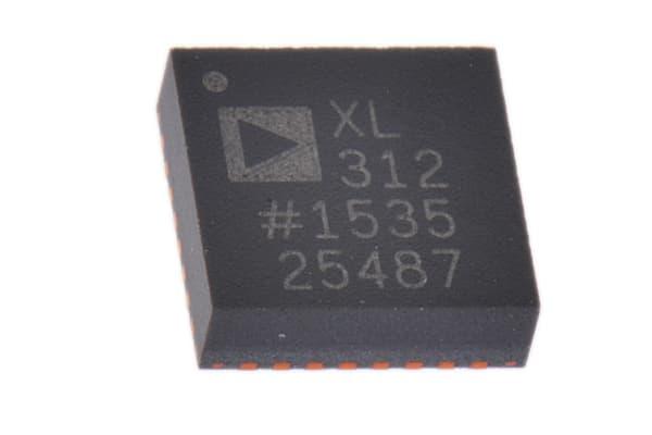 Product image for Accelerometer Triple .5g/g/g/2g